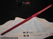 红鞘武士唐刀|唐刀|中碳钢|★★