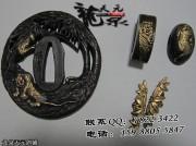 刀镡309|日本刀刀谭|武士刀