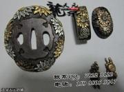 刀镡303|日本刀刀谭|武士刀