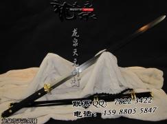 简装唐剑|花纹钢|唐刀剑|★★★|