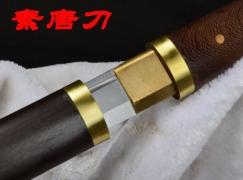 20寸机磨素唐刀 唐刀 中碳钢 ★★ 