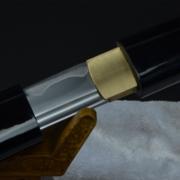 黑漆鞘武士打刀|武士刀|中碳钢|普及版