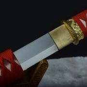 红光切刃唐刀|唐刀|中碳钢|★★|