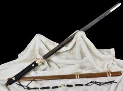 鱼皮柄银装唐剑|唐刀剑|高碳钢|★★★