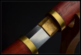 红木款机磨素唐刀|唐刀|中碳钢|★★