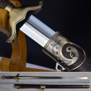 太极剑——起脊标准武术软剑