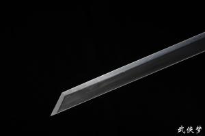 豪华唐刀|唐刀|高碳钢t10烧刃|★★★★