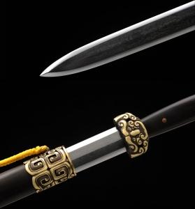 西楚古剑|汉剑|花纹钢|★★★★
