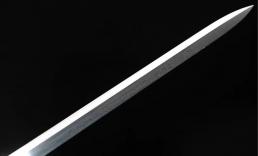 精雕复古圆头手杖剑|花纹钢|拐杖剑