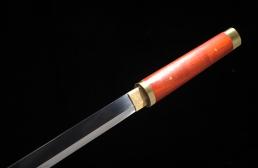 红木素唐刀性能款|唐刀|高碳钢|★★★