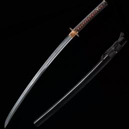 鵜首造烧刃武士刀|武士刀|高碳钢t10|★★★