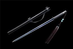 斩剑 素剑 高碳钢 超宽剑茎