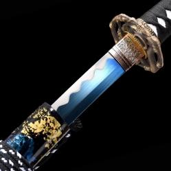盘古神蛇武士刀|武士刀|高碳钢|★★